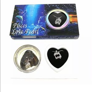 Pisces Constellation Wish Pearl Oyster Gift Set